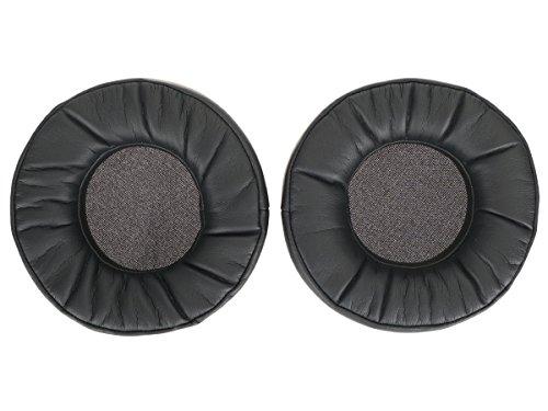 WEWOM Universal Ersatz Ohrpolster für Kopfhörer, Rund mit Memory Foam, 100mm