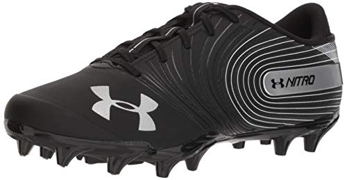 Under Armour Nitro Low MC American Footballschuhe - schwarz Gr.11 US