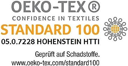 90 x 200 cm wei/ß H3 H/ärtegrad 3 Traumnacht T9 Orthop/ädische 9-Zonen Komfortschaummatratze