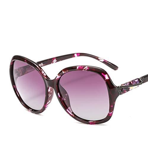 Modieuze bril, Big Box, Driving, gepolariseerd, licht, spiegels, schaduw, retro zonnebril 7208