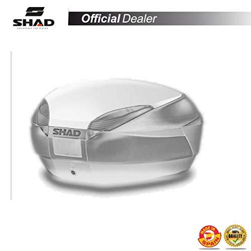 SHAD D1B48E08 Accesorio para Sh48, Tapa, Blanco