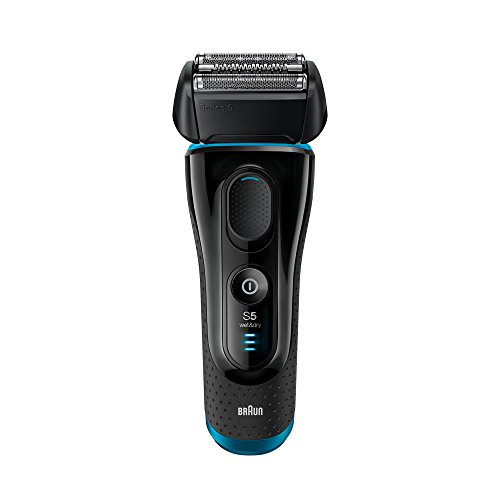 Braun Series 5 5140s Electric Razor for Men, Rechargeable and Cordless Electric...