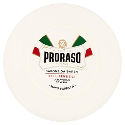 Proraso Savon bol blanc peaux sensibles – 150 ml