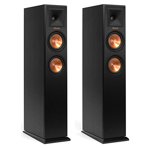 Buy Klipsch RP-250F Reference Premiere Floorstanding Speaker with Dual 5.25 inch Cerametallic Cone W...