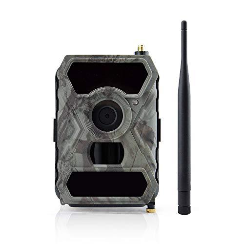 Yangeryang. Trail Kamera 3G Jagd-und Tracking-Kamera IP54 wasserdichte Infrarot-Nachtsicht-Sicherheit, Sunplus 5330-Programm, 100 Grad Weitwinkel, 110 Grad PIR Sensor-Winkel, Unterstützung Mobile App