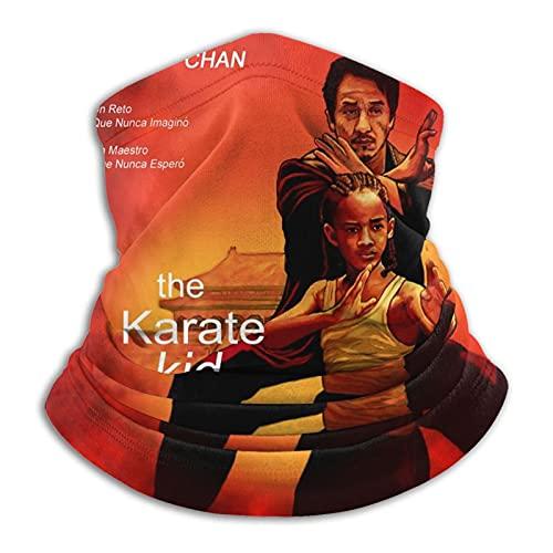 The Karate Kid Bandana für Männer Frauen Hals Gamasche Kopfwickel Schal Sonnenstaub Wind Sturmhaube Stirnband