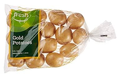 Fresh Brand – Gold Potatoes, 5 lb