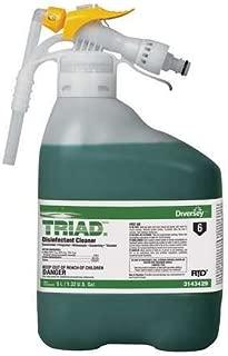 triad 3 disinfectant cleaner