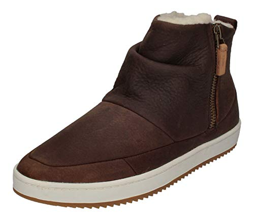 Hub Ridge L30 Merlins Leather Dark Brown Off White Dark Gum 41
