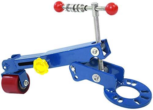 RELAX4LIFE Bördelgerät für Kotflügel, Bördelrolle, Rad Expander Fender Roller, Bördelwerkzeug für Pkw/Kfz/LKW, Fender-Roller, Profibördelgerät