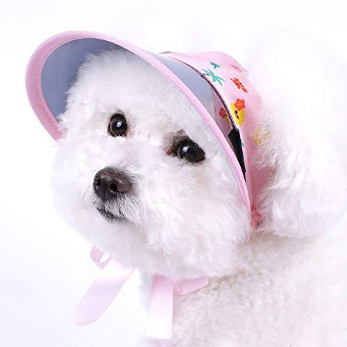 ODD PET Line Friends Floral Sun Cap