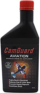 CamGuard Oil Additive (Aircraft)