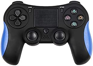 PS4 Gamepad, DualShock 4 Wireless Controller for Playstation 4, Bluetooth & Micro USB & 3.5MM Interface & Multi-Touch Clic...