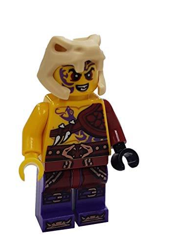 LEGONinjago - Minifigura Kapau (Anacondrai)