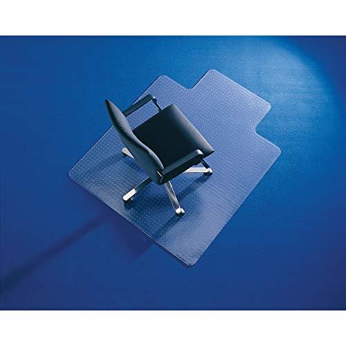 Roll-o-Grip pour tapis à poils longs – Le classique parmi les tapis de protection de sol – 16 tailles transparent 130 x 120 cm, Form U Couleur : transparent.