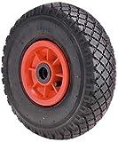 Rueda para carretilla, 3.00–4260x 85Carretillas de rueda de carro Rueda de repuesto 1x, 2x, o 4x neumático de aire