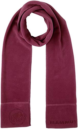 Mammut Schal Fleece Scarf, beet, one size, 1192-02572