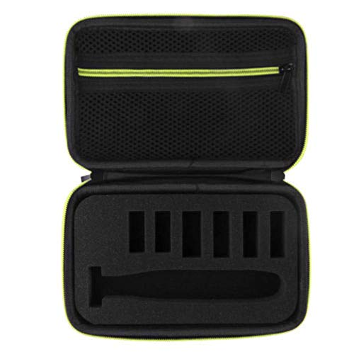 Gaetooely 1X Shaver Storage Box Stockage Sac de Transport Sac Pour One Blade Pro Razor Uk