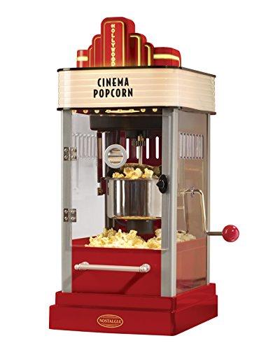 Nostalgia Electrics HKP200 Hollywood Kettle Popcorn Maker