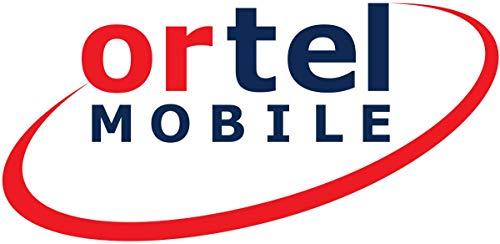 Ortel Mobile Prepaid Handy SIM Karte 0,00 Euro Startguthaben zum selber registrieren