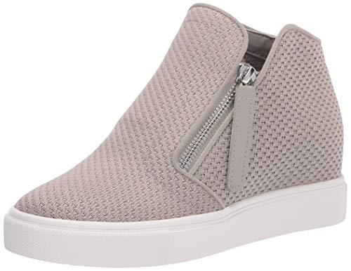 Steve Madden womens Click Sneaker, Taupe, 7 US