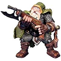 WARCRAFT DWARVEN RIFELMAN serie 2 Battle Collection appr 7cm mini-figura Toycom