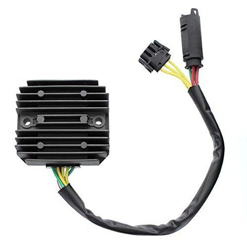 Zz Pro Voltage Regulator Rectifier for BMW F650 F650GS F700GS F800GS 800CCM 2008 2009 2010 2011 2012 F & G Series 61 31 2346 550