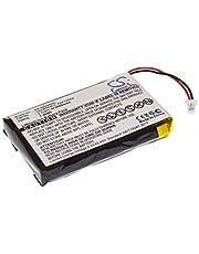 vhbw Li-Ion batería 2000mAh (3.7V) para Consola Sony Playstation 4 Wireless Controller y Sony LIP1522.