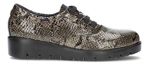 Zapatos CALLAGHAN Viperina Charol de la Talla 39 en Color Taupe