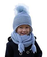 1 Pezzo Bambini Collare Sciarpa Al Collo Del Bambino Sciarpa Cotone Warmer Per LAutunno E LInverno Cuore