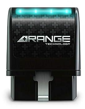 Range Technology Plug & Play AFM/DFM Active Fuel Management Disabler Compatible with GM Vehicles RA003B  Blue