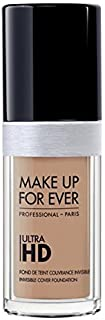 Foundation Ultra Hd Fluid Foundation Ultra Hd, Y345 Natural , Authentic 100% From Paris France (Smooth, Oil Free , Cover Ance Dark Spot , Brightening) 30ml