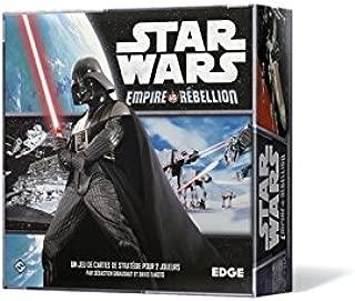 Asmodee – ubisw01 – Juegos de Cartas – Star Wars Empire vs Rebellion: Amazon.es: Juguetes y juegos