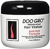Doo Gro Hair Vitalizer, Anti-Itch Formula, 4 ounce