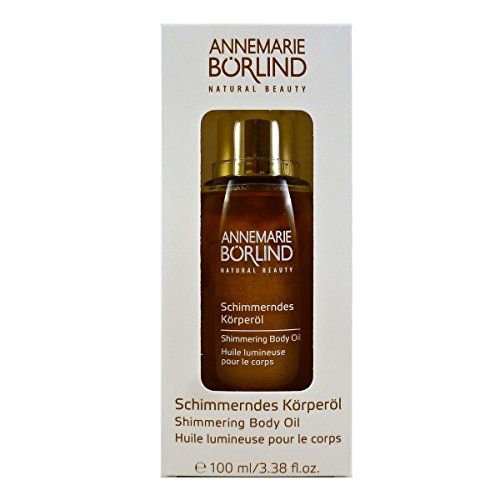 Annemarie Börlind Shimmering Body Oil, 1er Pack (1 x 100 ml)