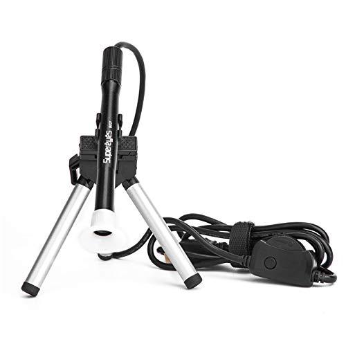 Supereyes B007 USB Digital Microscope Real 300X Portable Camera Industry Microscope Magnifier LED Hardware Tool Gap Testing