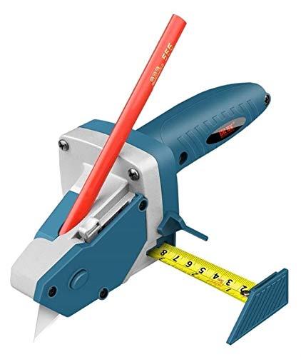 DangLeKJ Gips-Board-Schneidwerkzeug, Gips-Schnellschneider-Drywall-Board mit Scale-Scree-Holzbearbeitung Schneidebrett-Werkzeuge
