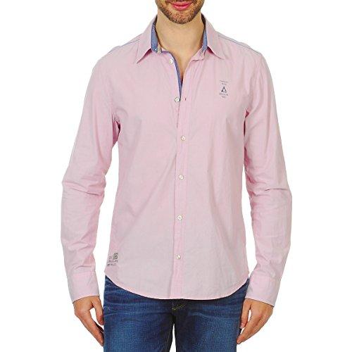 Gaastra Mens Stern Rose Langärmelige Hemden S