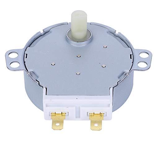 Motor síncrono, Motor, 2PCS AC220-240V TYJ50-8A7 Motor síncrono Microondas Motor de placa giratoria