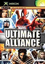 Marvel Ultimate Alliance for Xbox
