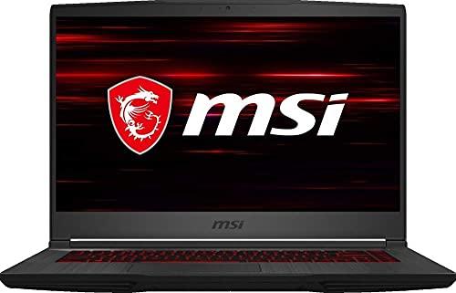 Newest MSI GF65 Thin 15.6' FHD Premium Gaming Laptop | Intel 6-Core i7-10750H | 32GB RAM | 1TB SSD | NVIDIA GeForce GTX 1660 Ti | Backlit Keyboard | Windows 10 | with Woov Mouse Pad Bundle