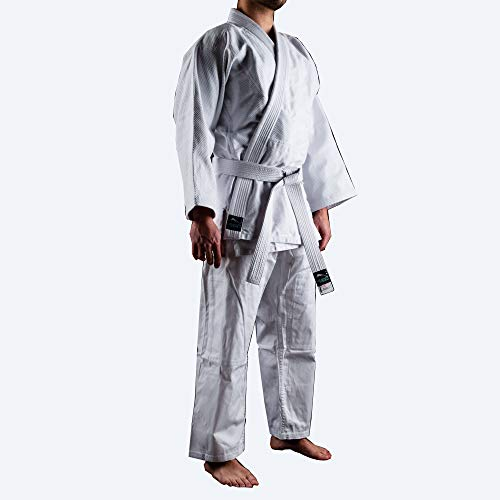 "YariNoHanzo Judo Gi ""FUDŌ"" SHUGYŌ | Uniforme de Judo | Kimono de Judo | 100% Algodón | 550 g"