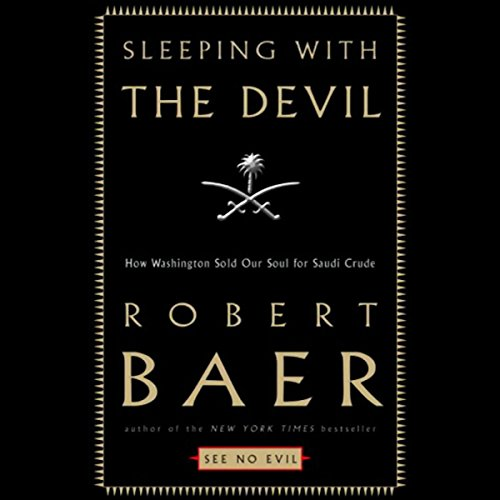 Sleeping with the Devil audiobook cover art