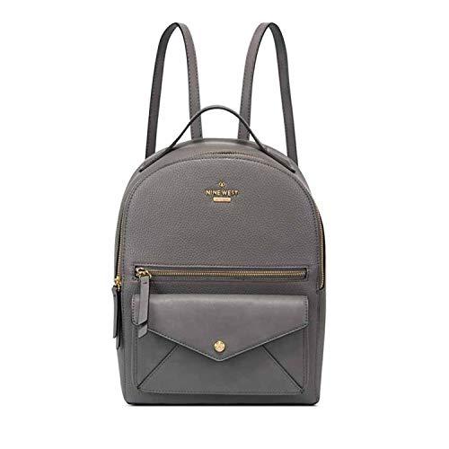 Nine West Backpack, STEEL