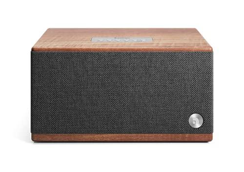 Altoparlante Senza Fili - Cassa Bluetooth - Lasciati Avvolgere dalle Tue Musiche Preferite - Diffusore Attivo Bass Reflex - Home Theatre - Design Scandinavo - Audio Pro - BT5 - Color Noce