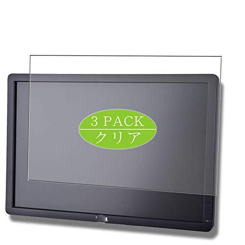 Vaxson 3 Stuck Schutzfolie kompatibel mit Dell P1913P1913sP1913sbP1913bP1913sf 19 Displayschutzfolie Bildschirmschutz Blasenfreies nicht Panzerglas