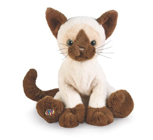 Webkinz Siamese Cat by Webkinz