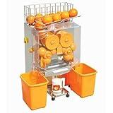 XtremepowerUS Lemon Orange Squeezer Commercial Juicer Auto Feed Squeeze 20-22 Oranges Per Mins (XPJ-101)