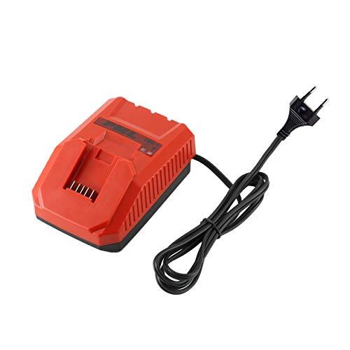 MXECO HIlti 2076996 3V-13V Cargador de batería C4 / 12-50 Sistemas inalámbricos de 115V Fuente de alimentación de CC para la batería B12 / 2.6 (Rojo (UE))