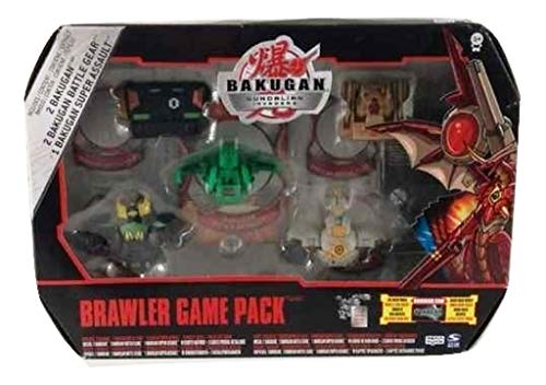 COLLEZIONE Bakugan Gpz-Gamepack serie 5 (Sogg.a scelta)
